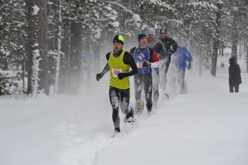 Pregatirea pentru cursa ASALTUL LUPILOR in anotimpul rece