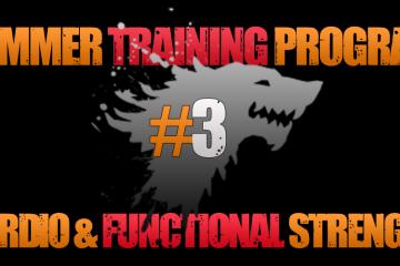 Asaltul Lupilor – Summer Training Program – Cardio & Forta Functionala #3