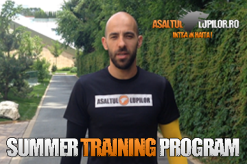 Asaltul Lupilor – Summer Training Program – Agility & Plyo #1