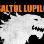 Steag oficial Asaltul Lupilor (negru)