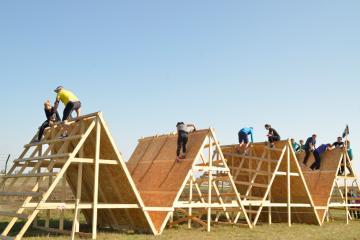 Obstacol Pyramid