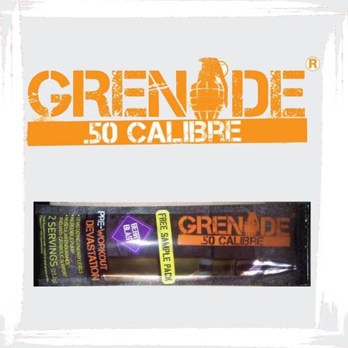 50 Calibre Berry Blast Pre-Workout