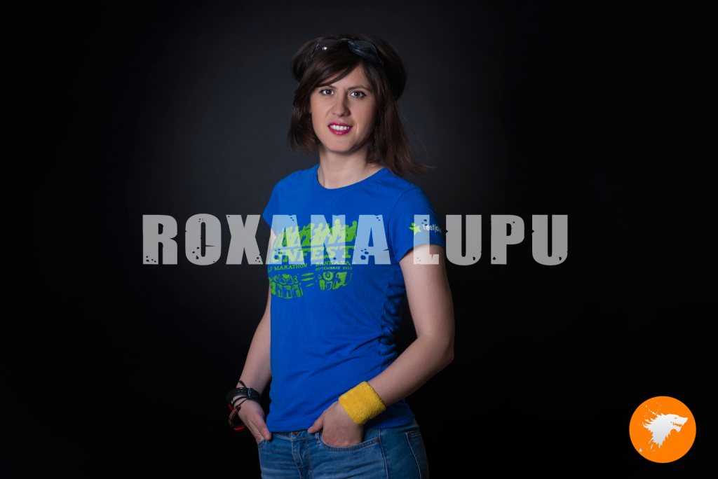 Roxana Lupu ambasador