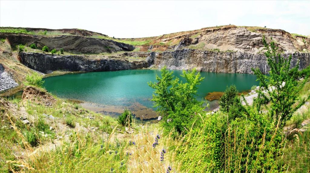 Lacul de smarald - a doua sesiune de antrenament