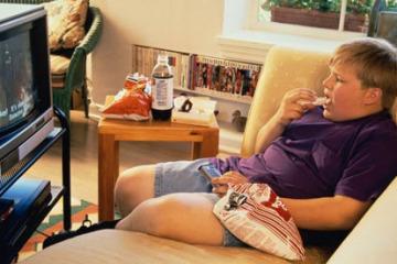 Obezitatea infantila in Romania