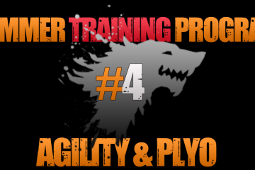 Asaltul Lupilor – Summer Training Program – Agility & Plyo #4