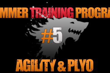 Summer Training Program – Agility & Plyo #5