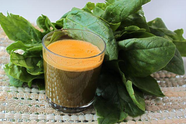 Fresh de Morcovi si varza Kale