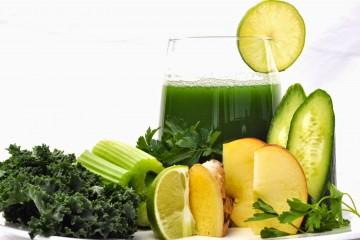 "Fresh ""verde"" – castraveti, telina, varza kale"
