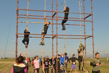 Obstacol Hercules Climb