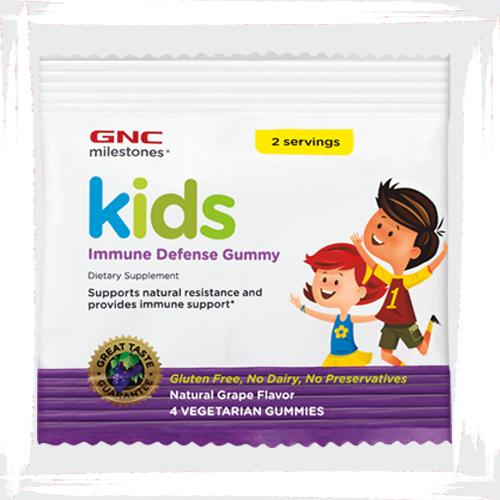 GNC Immune defense gummy