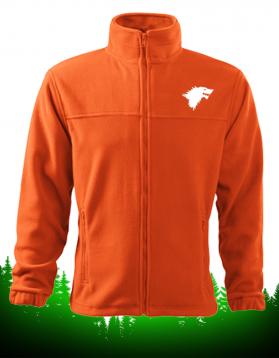 Jachetă fleece pentru bărbaţi